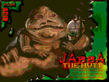 Star Wars Tribute - Jabba The Hut by Kosh
