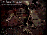 """The Savage Lands"" BBS Advert by Catbones"