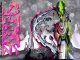 An Alien Christmas by Multiple Artists