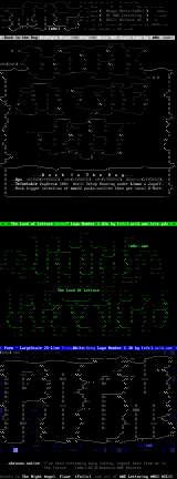Ascii Compilation #2 by Megga Hertz