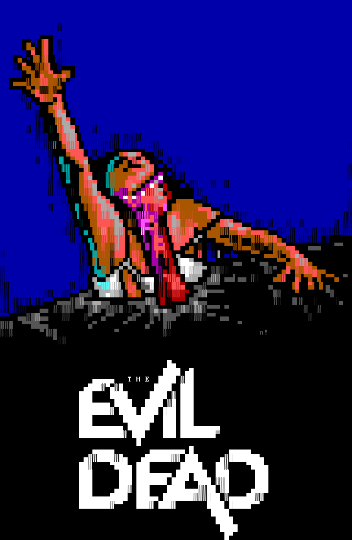 the evil dead by nail