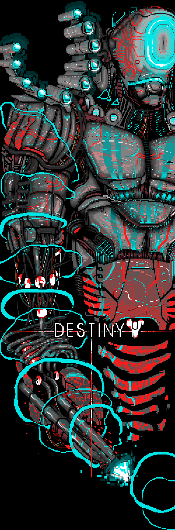 Destiny (Original Concept) by TCF