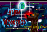 Alien Workshop by Pinguino
