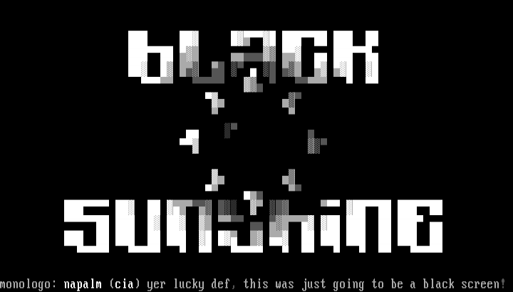 Black Sunshine by Napalm