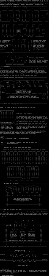 ascii colly by -EverLast-