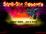 Str-8 Gin Records by Primus