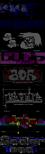 Ascii Colly by EconoChrist