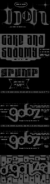 Ascii collection by Krisis