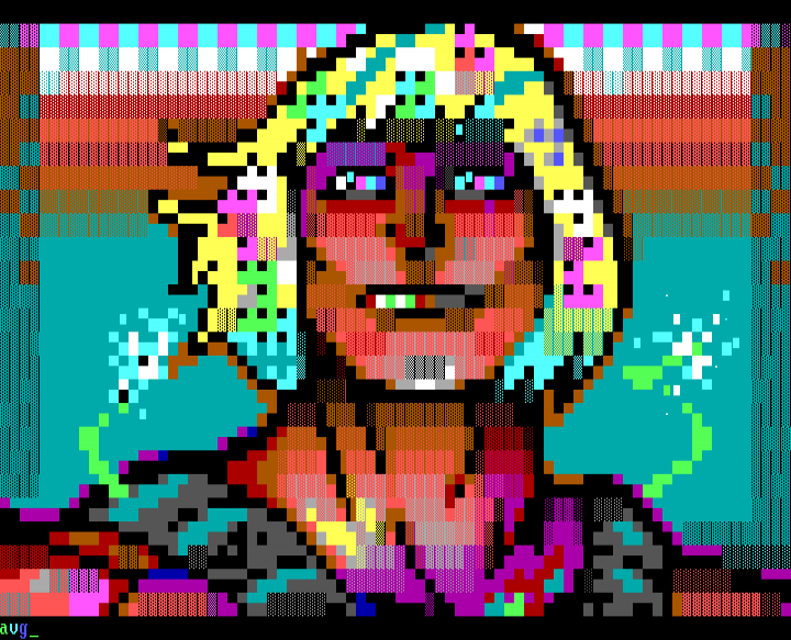 He-man by AVG
