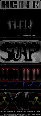 ASCii Fonts #2 by HyperColor