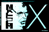 Malcolm X by Silent Knight