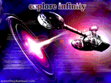 Explore Infinity by syncr0w