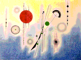 Apres Kandinsky by The Mythical Man