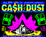 Cash for Dust by Illarterate
