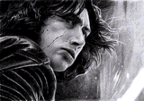 Kylo Ren by Bhaal_Spawn