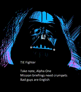 TIE Fighter haiku redux by Bhaal_Spawn