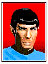 Spock by Bhaal_Spawn