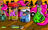 Space Misadventurer: In A Jar by Horsenburger