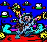 Space Misadventurer: Teletext Escap by Horsenburger
