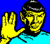 Spock by Horsenburger
