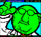 Bunsen Honeydew by Horsenburger