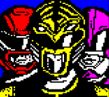 Power Rangers by Horsenburger