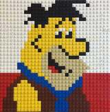 Fred Flintstone by Lego_Colin