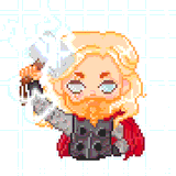 Thor by Emme_Doble