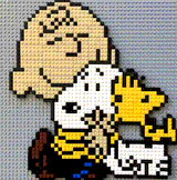 Peanuts by Lego_Colin