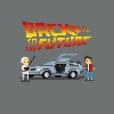 Back to the Future by Chuppixel