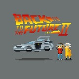 Back to the Future II by Chuppixel