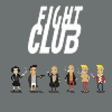 Fight Club by Chuppixel