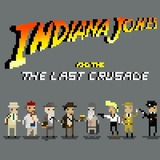 Indiana Jones and the Last Crusade by Chuppixel