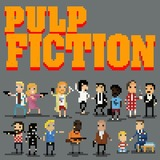 Pulp Fiction by Chuppixel
