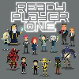 Ready Player One by Chuppixel