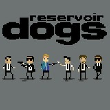 Reservoir Dogs by Chuppixel