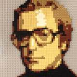 Michael Caine by Lego_Colin
