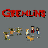 Gremlins by Chuppixel_
