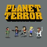 Planet Terror by Chuppixel_