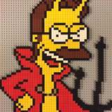 Devil Flanders by Lego_Colin
