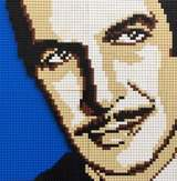 Vincent Price by Lego_Colin