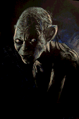 Gollum by Bhaal_Spawn