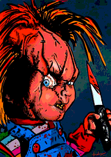 Chucky by Horsenburger