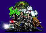 Ghostbusters by Horsenburger