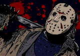 Jason Voorhees by Horsenburger