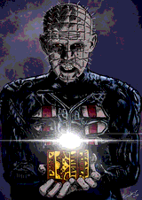 Pinhead by Horsenburger
