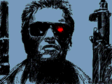 The Terminator by Horsenburger