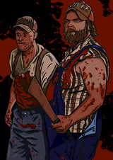 Tucker and Dale vs. Evil by Horsenburger