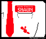 Shaun of the Dead by Uglifruit