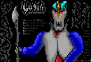 Infernal Crypt's Login Ansi by The ExtremisT